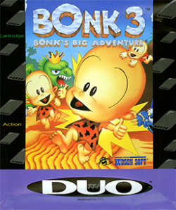 Bonk 3 for the TurboDuo