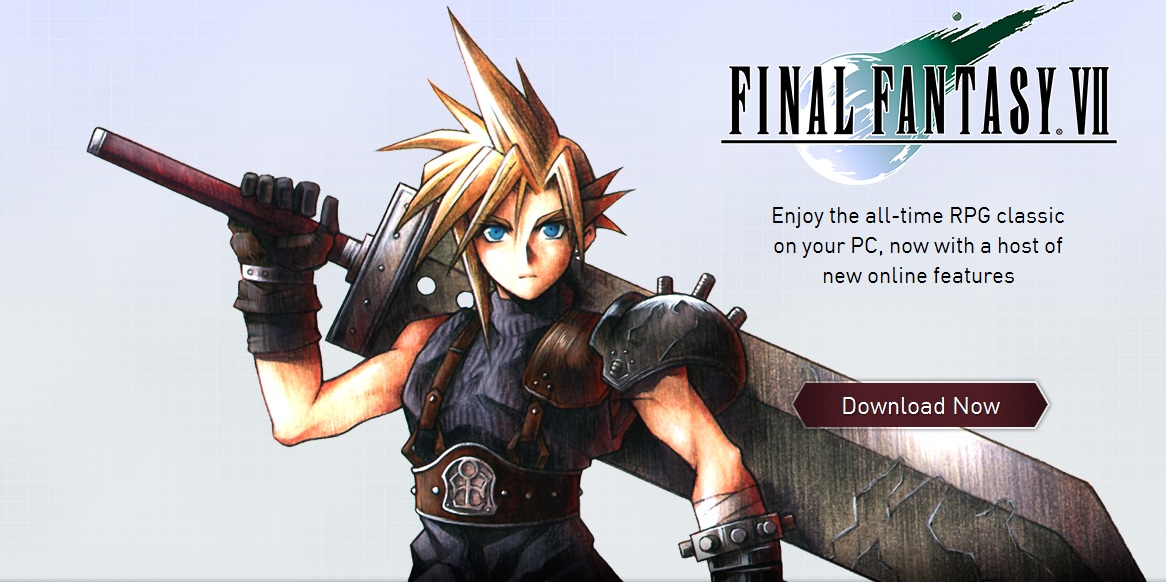 Final Fantasy 7 Pc download