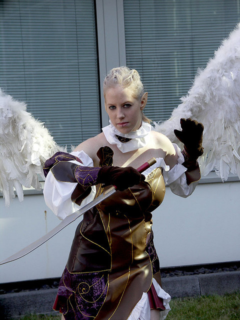Gamecom 2012 Cosplay