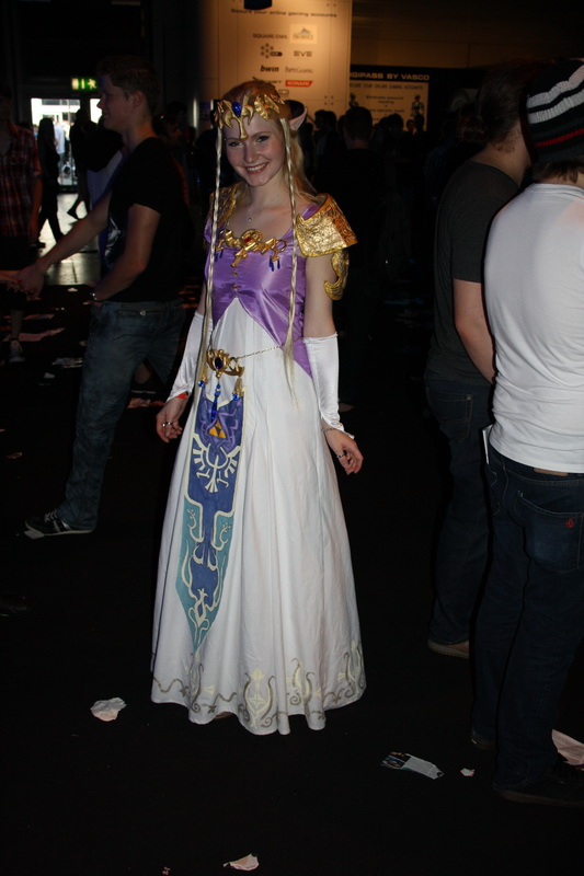Gamecom 2012 Cosplay