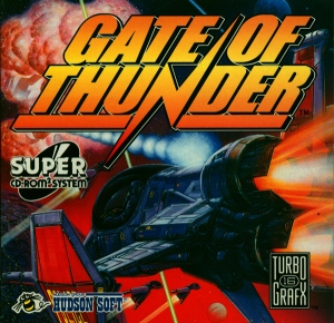 Gate of Thunder for the TurboDuo