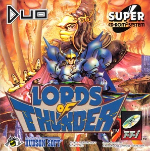 Lords of Thunder for TurboDuo