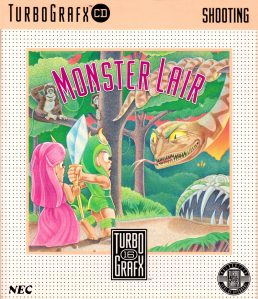 Monster Lair Turbo CD