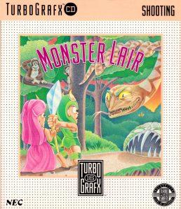 Monster Lair Turbo CD