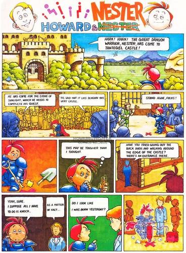 Nester - Nintendo Power Magazine