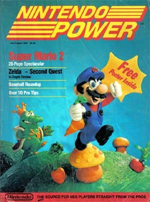 Nintendo Power Magazine