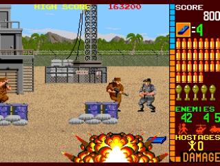 Operation Wolf - Arcade