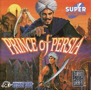 Prince of Persia for the TurboCD