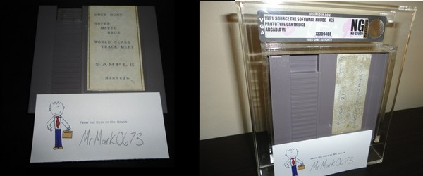 Two more NES prototypes hit online auctions