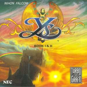 Ys I & II for the TurboDuo
