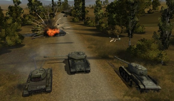 world of tanks gameplay