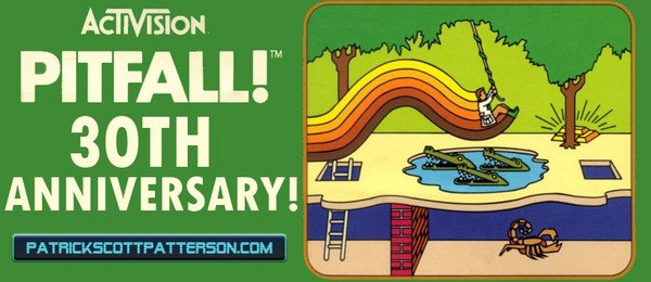 Activision classic Pitfall! reaches 30 year anniversary
