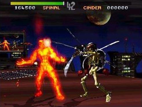 Killer Instinct - SNES - Gameplay Screenshot