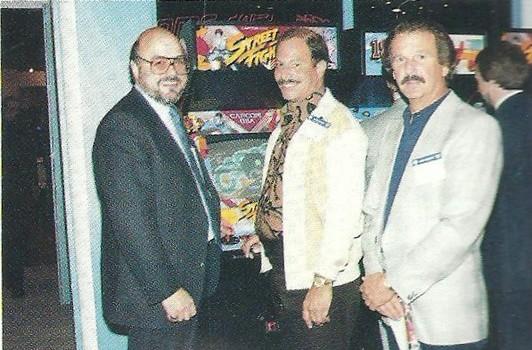 Original Street Fighter arcade game turns 25