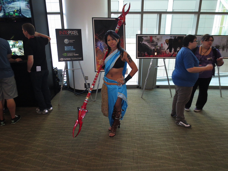 Pax Prime Cosplay