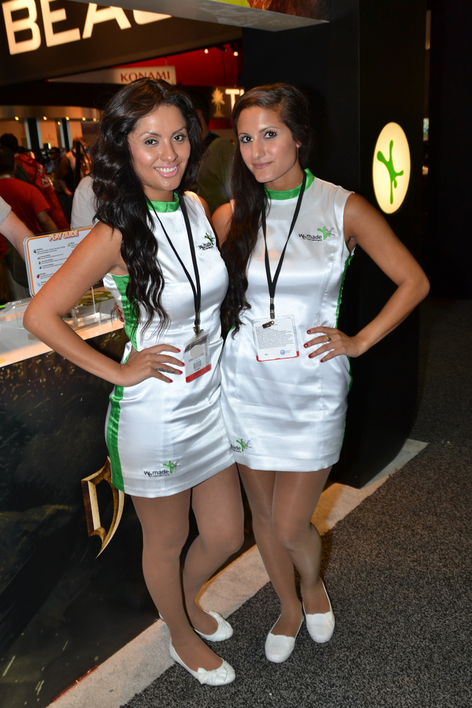 Booth Babes