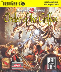 Dungeons & Dragons Order of the Griffon