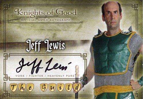 Jeff Lewis - Vork -  The Guild