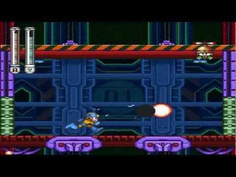 Mega Man VII - snes- gameplay screenshot
