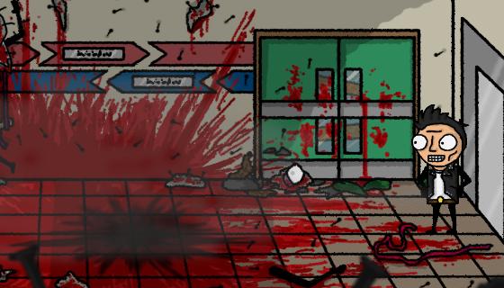 Metal Dead - indie games - gameplay screenshot