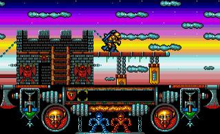 Onslaught - gameplay screenshot
