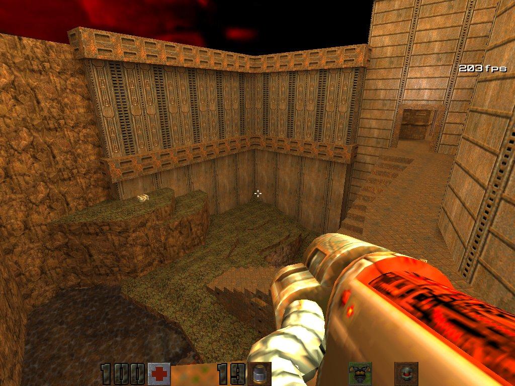 Quake 2 - Rocket Arena 2