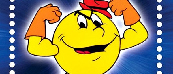 pac-man cartoon
