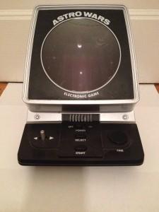 Astro Wars - portable tabletop