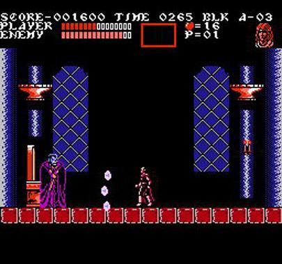 Castlevania III - Dracula's Curse - NES - Gameplay screenshot