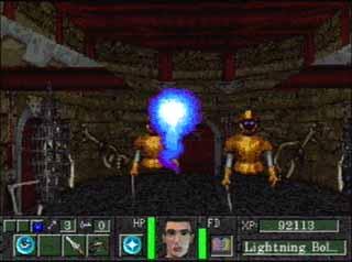 Deathkeep - pc game - gameplay screenshot