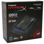 Kingston HyperX 3K Series 120 GB SSD Review