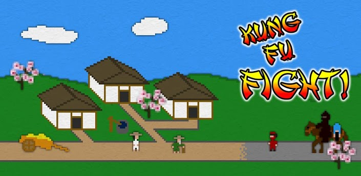Kung Fu Fight - Android - gameplay screenshot