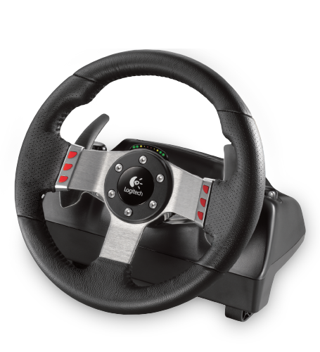 Logitech G37 Racing Wheel