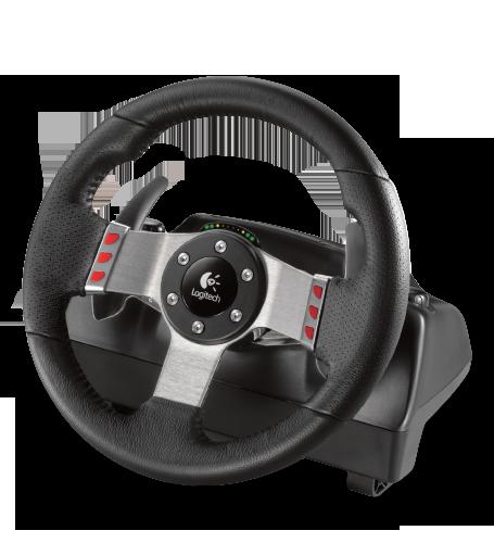 Logitech G37 Racing Wheel