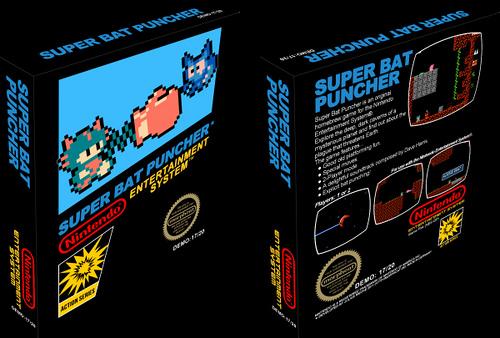 Super bat puncher - box
