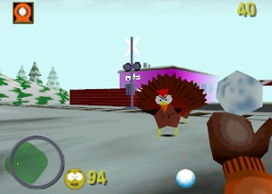 south park game turkey
