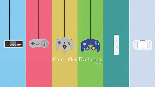 Controller Evolution v.2,