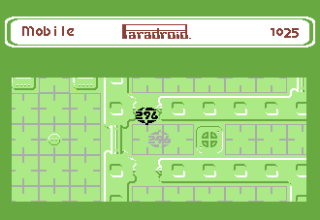Paradroid-commodore-64-gameplay-screenshot