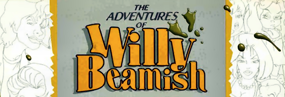 The Adventures of Willy Beamish - PC - gameplay screenshot