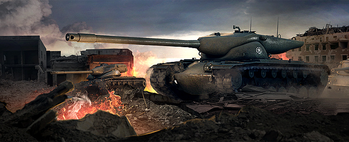 World of Tanks 8.2