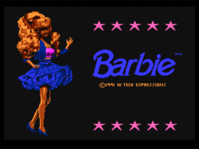 Barbie-nes