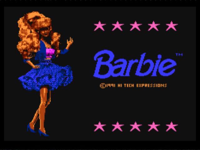 Barbie-nes