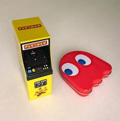 Pac-Man Candy