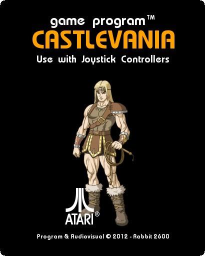 castlevania 2600