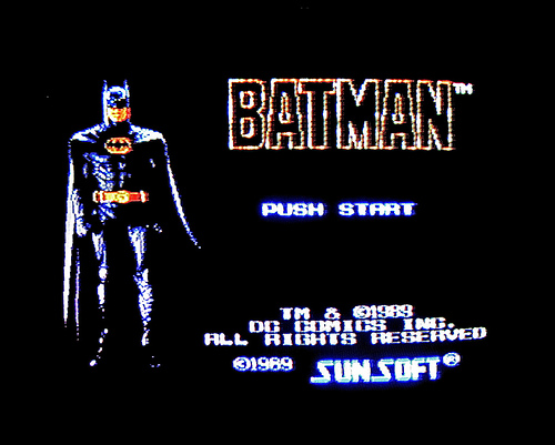 Batman - NES
