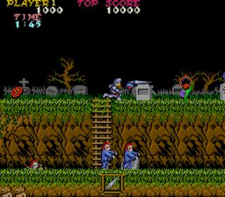 Ghosts N Goblins Flash Game