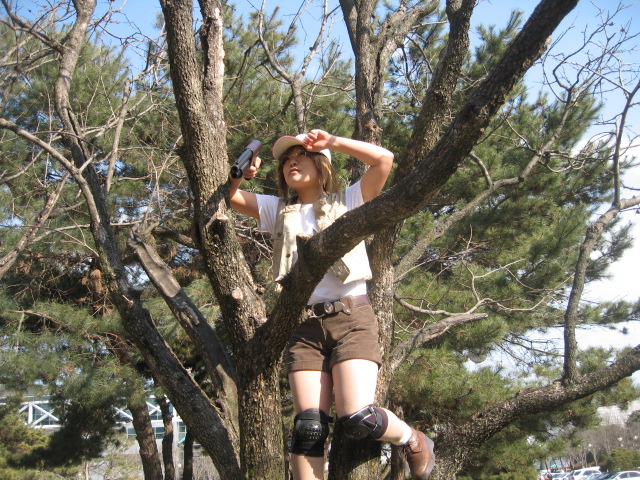 Metal Slug Cosplay