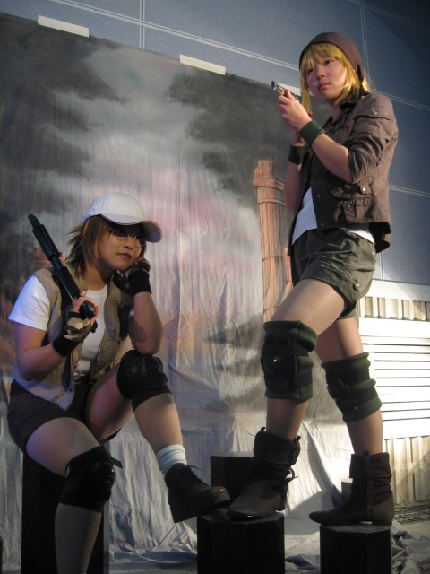 Cosplay: The Ladies of Metal Slug