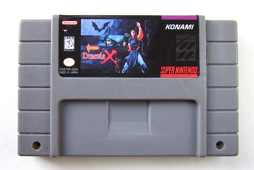 Pirate Games - Castlevania Dracula X