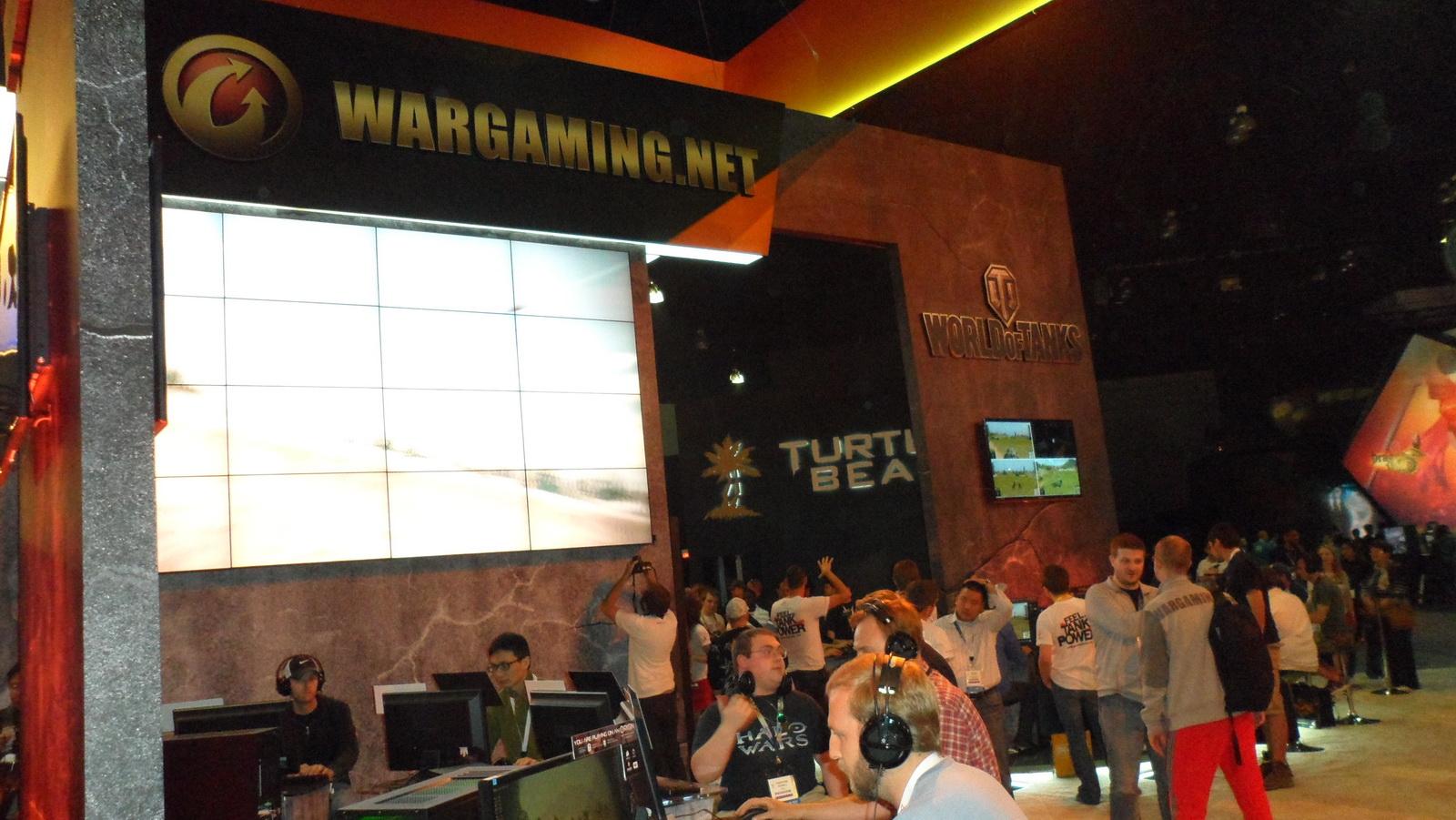 war gaming dot net e3 2011